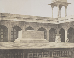 The Cenotaph [at Akbar's tomb, Sikandra]